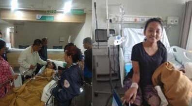 Schnelle Hilfe – Krankenhauskosten für Esther